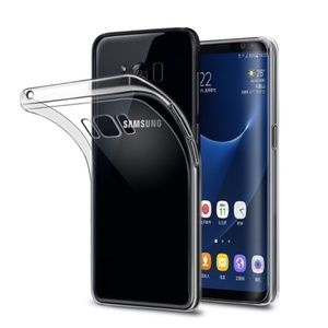 3 Pack Samsung Galaxy S8 Protective Clear Case